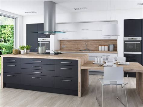 contemporary fitted kitchens modern kitchens glasgow kitchens glasgow bathrooms