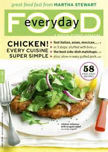 printer friendly page everyday food magazine
