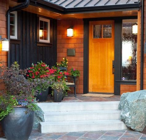 modern designs houses front door decor places spaces 35 front door flower pots for a good first impression