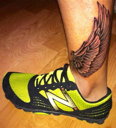 hermes tattoo by johnny at vanity ink carpentersville