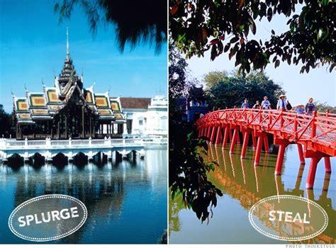 thailand  vietnam honeymoon hotspots splurges