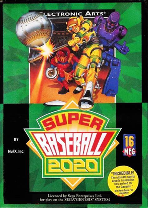 Baseball 2020 Sega Genesis play baseball 2020 sega genesis play retro