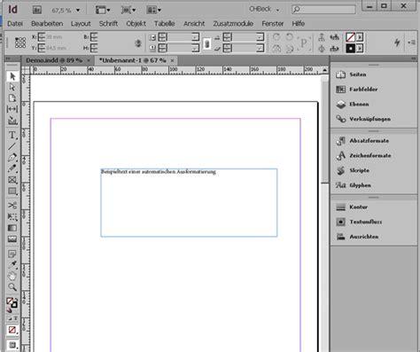 javascript newspaper layout indesign automatisierung mit javascript und dem indesign