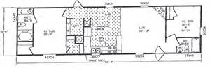 Single Wide Mobile Home Floor Plans 2 Bedroom Bedroom At 2 Bedroom House Plans One Level Doublewide