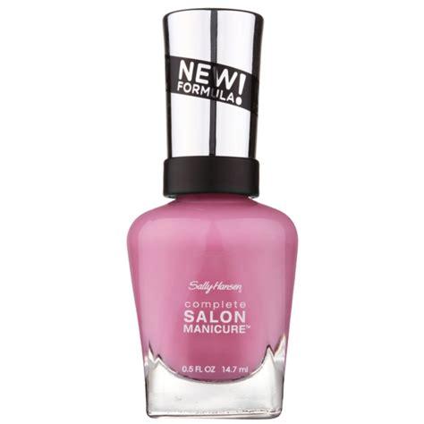 Manicure Di Salon sally hansen complete salon manicure smalto per unghie