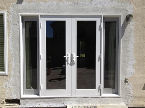Swingout Patio Doors Modern Patio Outdoor Outward Swinging Exterior Door