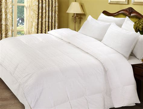 who is the comforter luxury aloe vera white goose down comforter extra warm