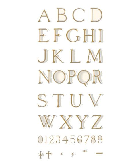 lettere in bronzo lettere in bronzo per monumenti e cimiteriali carattere