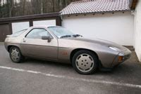 Porsche 928s2 by Cars Past And Present