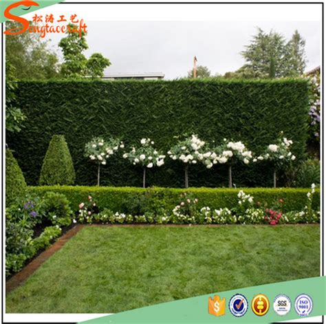 Backyard Nature Products Sale Plastic Outdoor Nature Green Wall Garden
