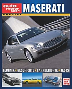 Auto Motor Sport Verlag by The Maserati Library