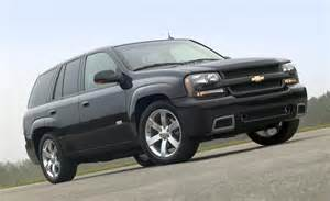 Chevrolet Trailblazer Ss Car And Driver