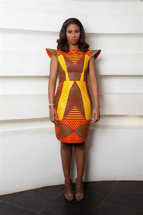 Amazing Look Book By Ghanaian Label Stylista Gh; Entitled
