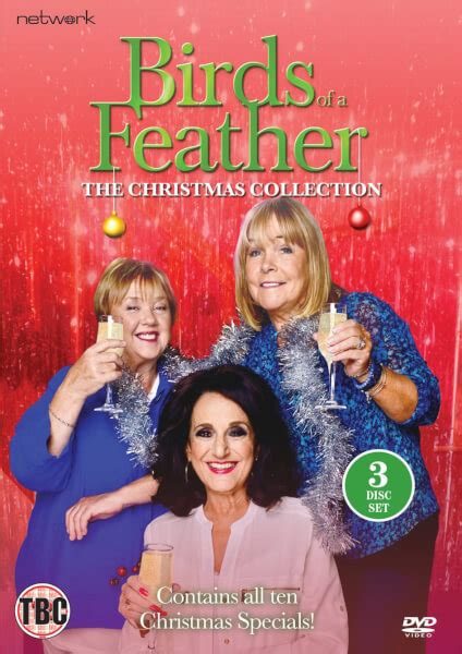 A Husbands Ways Feather Limited birds of a feather the collection dvd zavvi