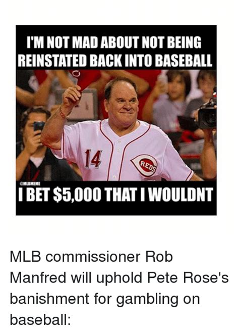 Pete Rose Meme - pete rose meme 28 images the best of pete rose s