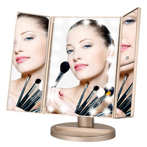 Light For Makeup Vanity 7 Best Lighted Makeup Mirrors Reviewed Top Pick For 2017