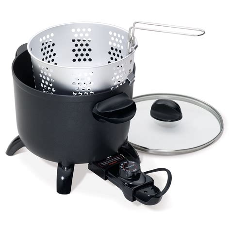 Presto Kitchen Kettle Rice Presto 06006 Kitchen Kettle Multi Cooker Steamer Best