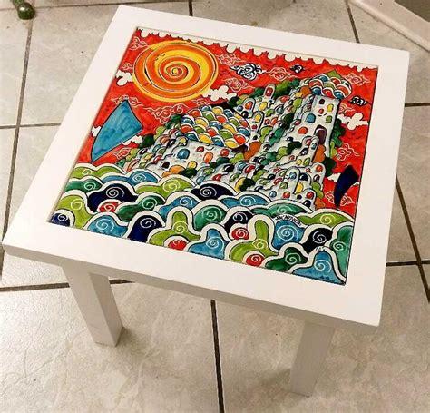tavoli ceramica vietri personal tourist tavoli
