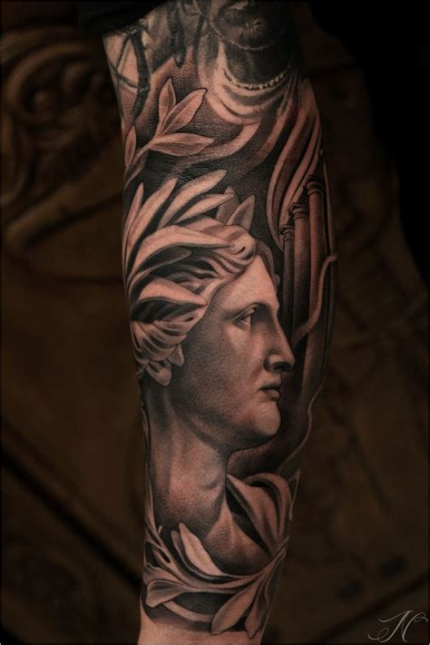 greek god tattoo 113 best images about myth tattoos on