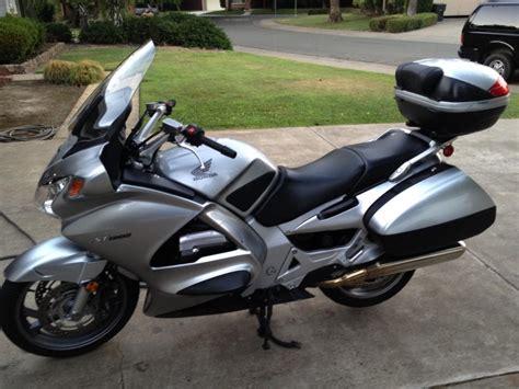 Touring Motorrad by Honda Sport Touring Moto Zombdrive