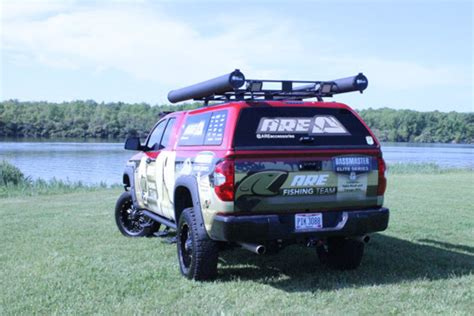 Toyota Fishing Gear 2014 Toyota A R E Ultimate Fishing Tundra Featured