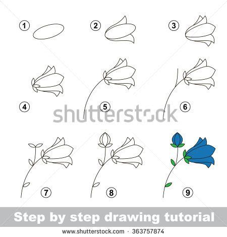 pattern drawing game step by step drawing tutorial vector kid game how to