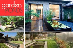 Backyard Landscaping Ideas Pictures Garden Ponds Design Ideas Inspiration