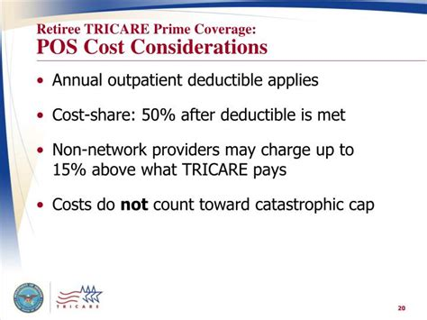 Tricare Standard Emergency Room by Ppt Transitioning From Active Duty To Retirement
