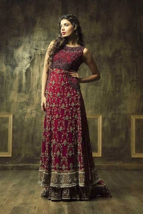 flawless indian bridal dresses   showstopper effect