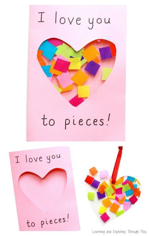 i you to pieces card template you to pieces suncatcher card in 2018 handmade
