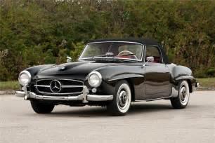 190sl Mercedes 1959 Mercedes 190sl Convertible 161308