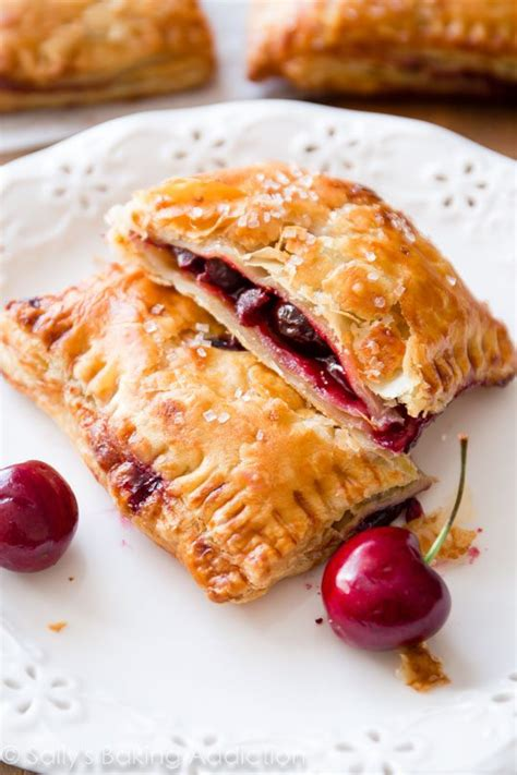 best pastry recipe simple cherry pastry pies sallys baking addiction