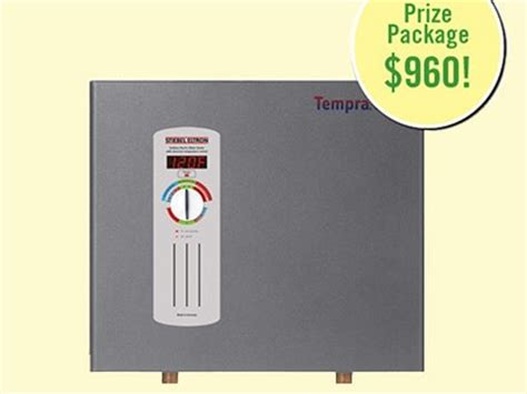 Electronic Giveaways Sweepstakes - www motherearthnews com water heater aspx win a stieble eltron tempra tankless