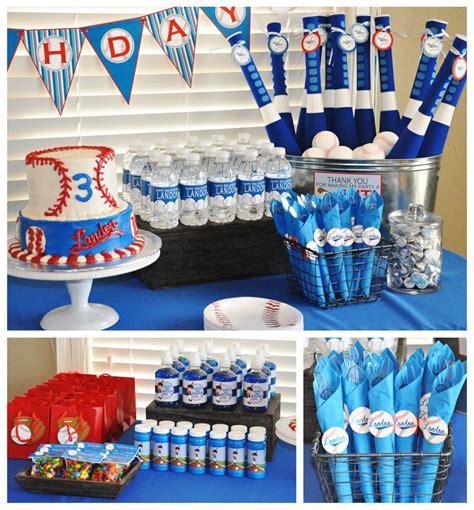 baseball themed birthday party baseball birthday party baseball party favors baseball