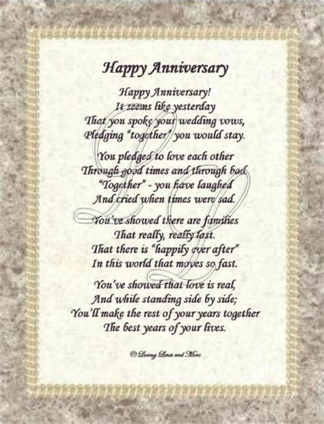 Wedding Anniversary Card Rhymes by Anniversary W Jpg 500 215 655 Pixels