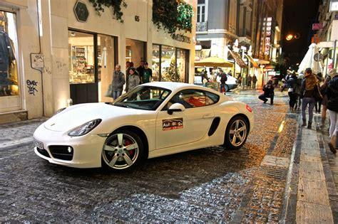 Test Porsche Cayman S by Test Drive δοκιμάζουμε την Porsche Cayman S W Video