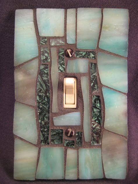 Switch Bing Glass Lights Light Switches Stained Glass