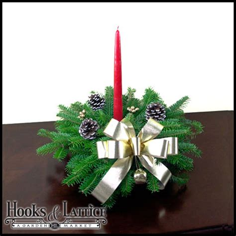 fresh christmas table centerpieces holiday centerpieces