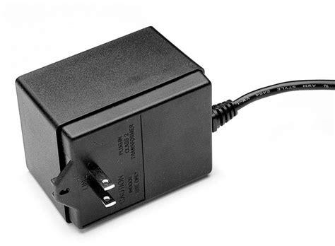 transformer power supply plugin 120vac 12vac 40va