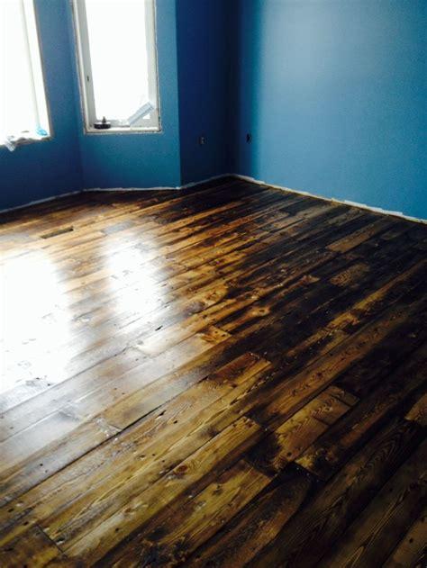 Pallet Flooring by Pallet Floor Home