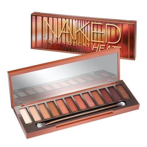 Naked4 4 Eyeshadow Decay 3 heat warm eyeshadow palette decay uk