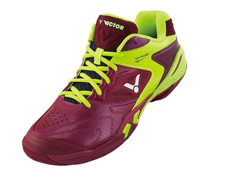 Sepatu Bulutangkis Merk Victor sh p9200 dg sepatu produk victor indonesia merk bulutangkis dunia