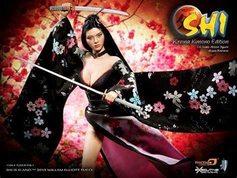 film ninja yang hot phicen 1 6 shi in kimono 版 死 着物版 フィギュア お取り寄せ トレジャートイズ