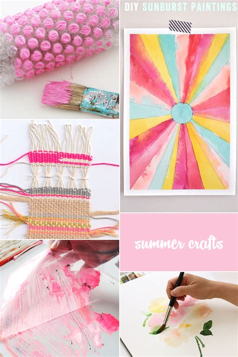 zomer diy 5 tips voor zomerse knutsels 2 i eco
