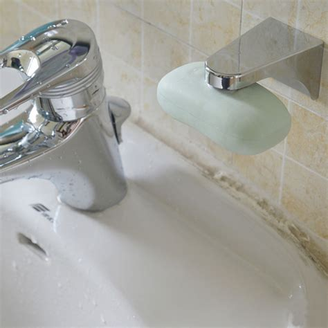Soap Holders For Bathrooms India by 2015 New Magnetic Soap Holder Adhesion Wall Soap Dish Sink