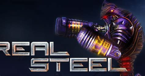 film robot petarung real steel 3d game tarung robot untuk hp android