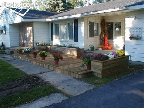 front porches deck picture gallery outdoors garden