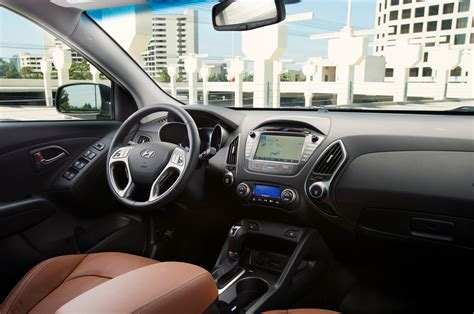 hyundai tucson 2015 interior 2015 hyundai tucson reviews and rating motor trend