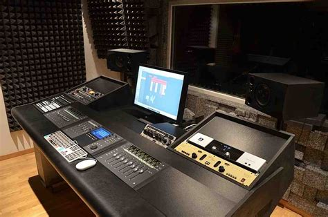 home recording studio desk home studio desk home furniture design