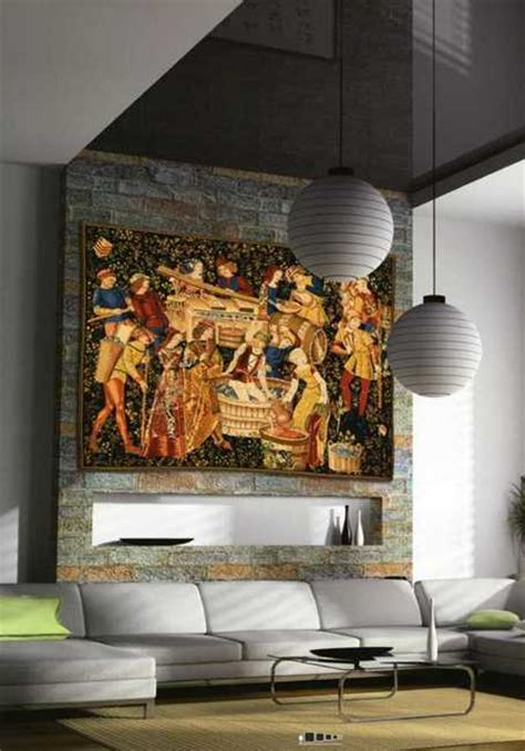 home interior wall hangings modern interior decorating with tapestry wall hangings